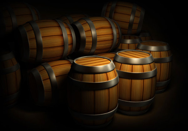 Wine barrel 04--HD pictures