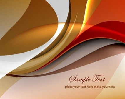 abstract curves vector background for free download free vector designxel