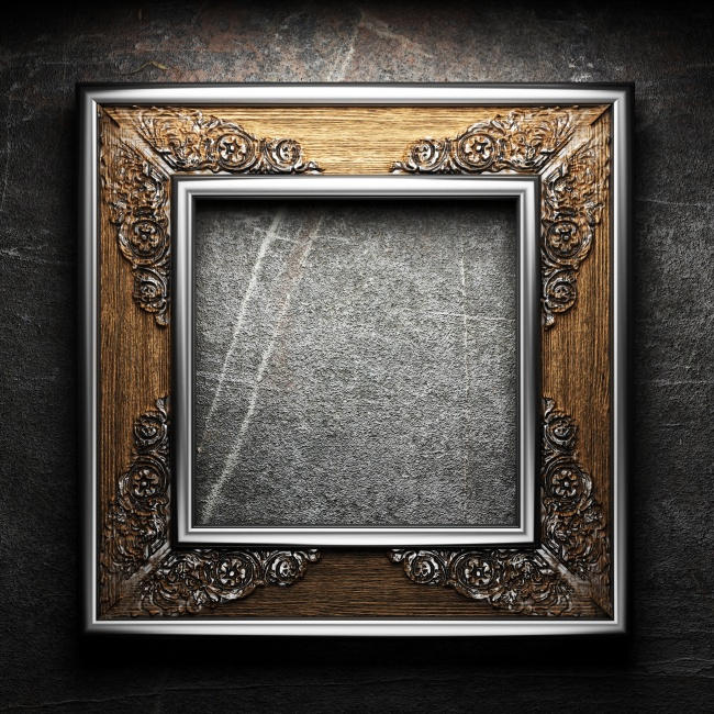 Aesthetic pattern photo frame HD pictures