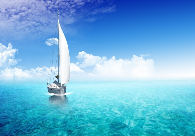 Blue ocean picture download
