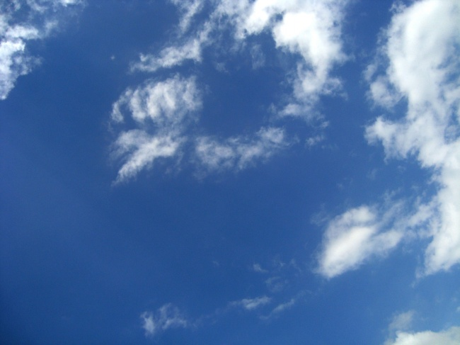Blue Sky clouds picture HD