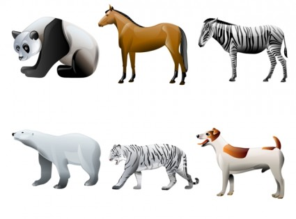 Brilliant Animals Icons icons pack