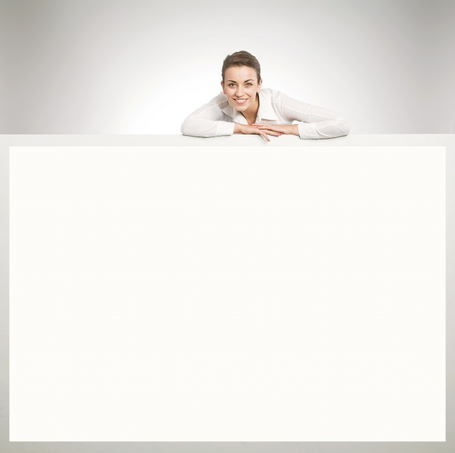 Door blank Billboard beauty pictures