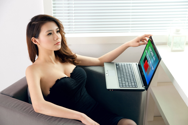 HD computer girls pictures download