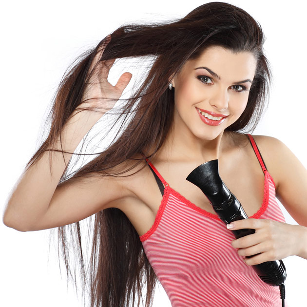 HD hairdryer girls pictures