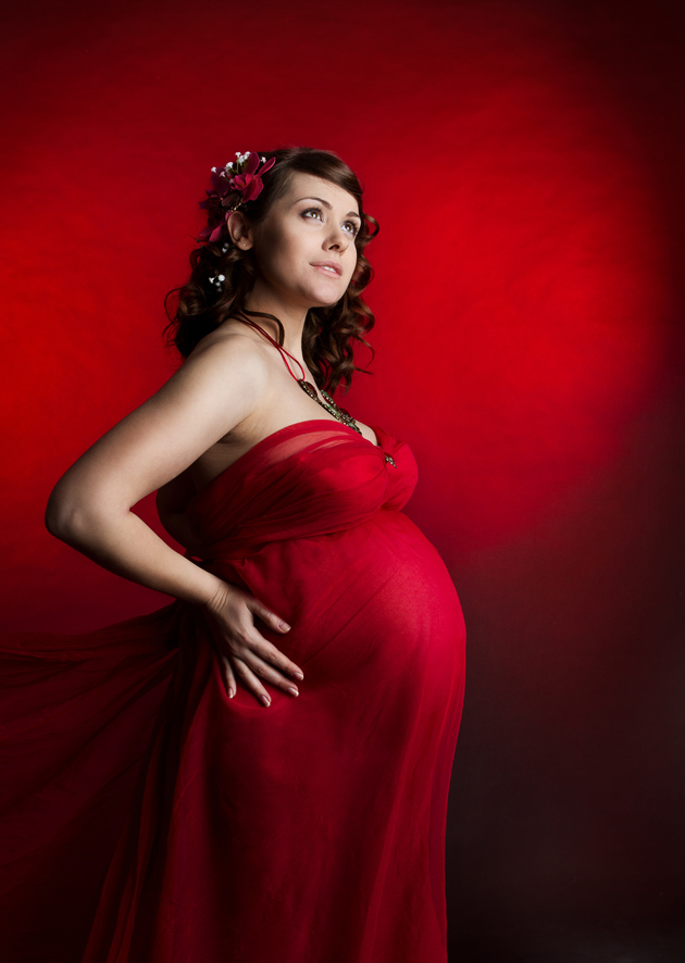 HD red pregnant pictures download