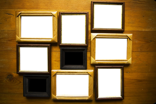 HD Wall photo frame picture download
