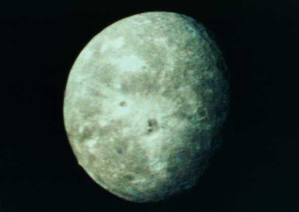 Interstellar space 102