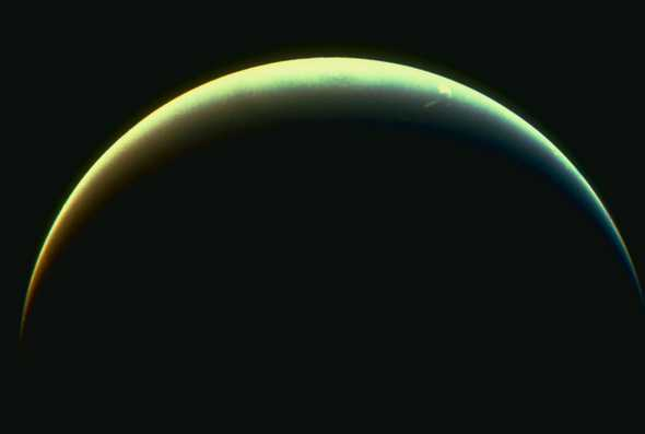 Interstellar space 111