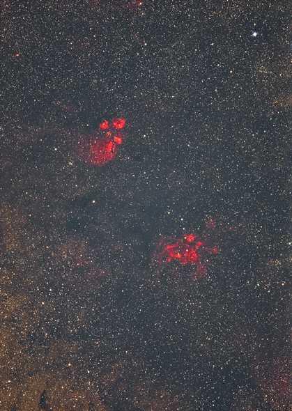 Interstellar space 285