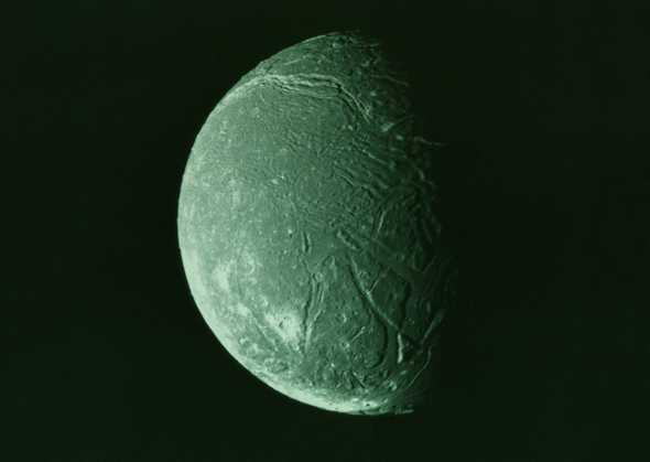 Interstellar space 99