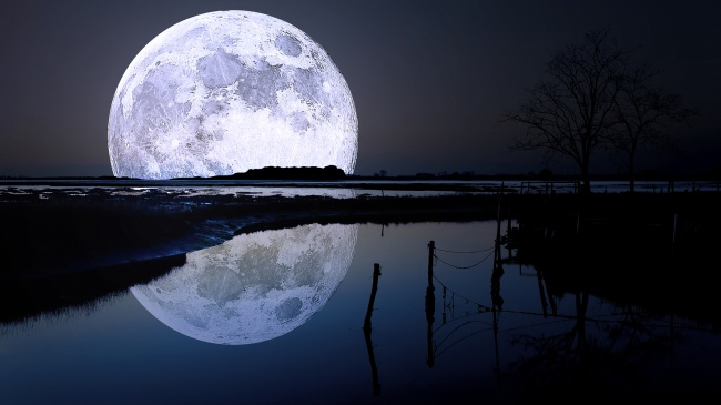 Moon background pictures