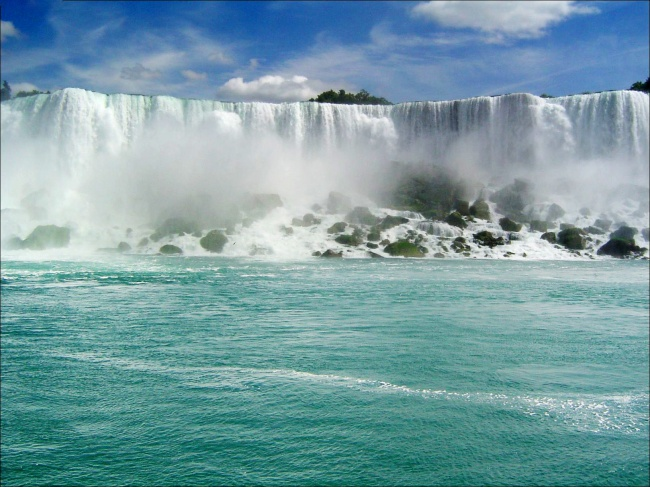 Niagara Falls scenery pictures