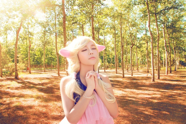 Pei Zi beautiful gorgeous cosplay pictures