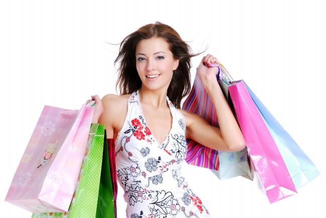 Shopping girls pictures download