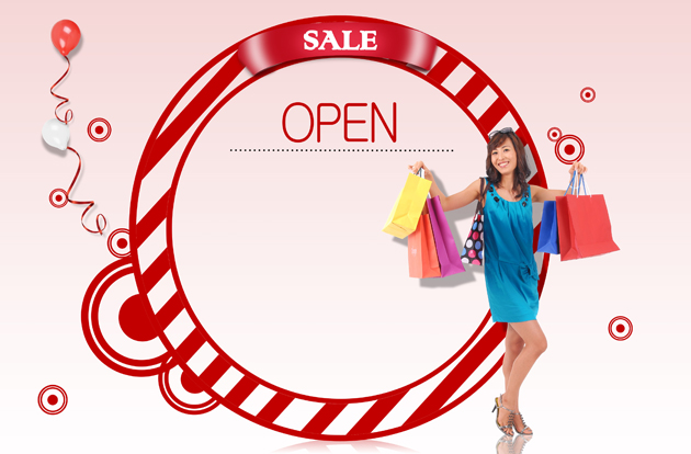 Shopping girls pictures HD download