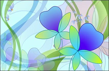 Super ultra-clear theme flower-1