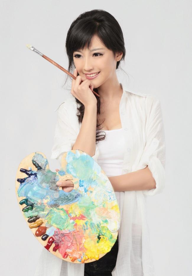 Temperament beauty Liu Fanfei picture download