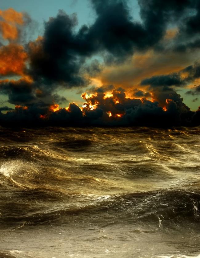 The vast ocean HD pictures