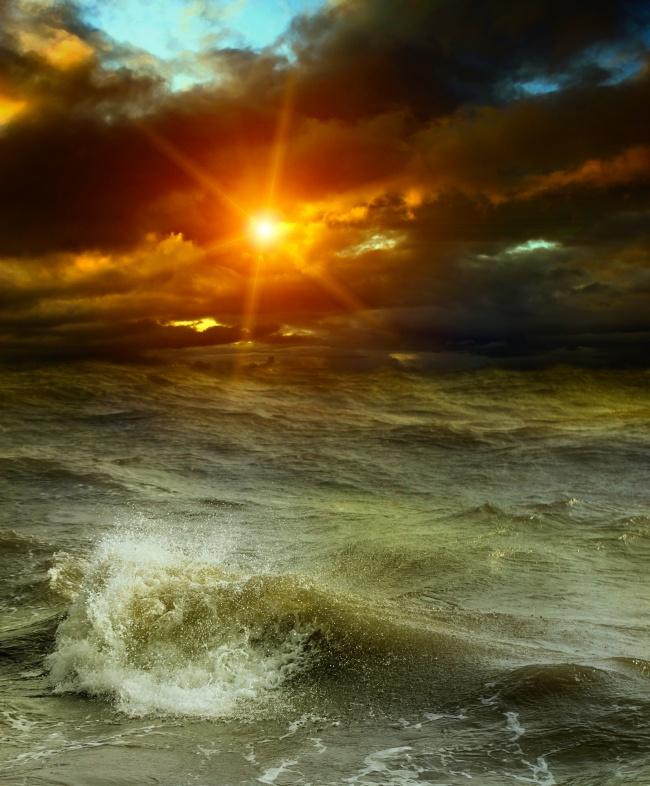 The vast ocean wave pictures download