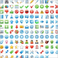 24×24 Free Application Icons icons pack