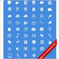 Free iPhone Toolbar Icons icons pack