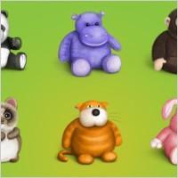 FREE Plush Icons Set icons pack