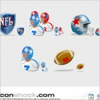 NFL Vista Icons icons pack