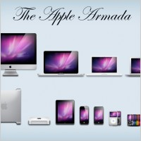 The Apple Armada Icons icons pack