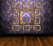 Art picture frame material download