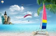 Beach landscape pictures download