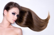 Beautiful straight hairstyles pictures