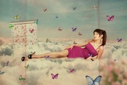 Butterfly girls pictures, HD download