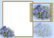 Elegant photo frame material download