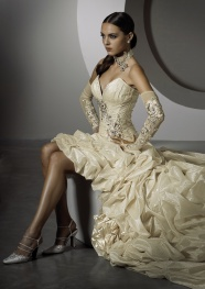 Europe and the beautiful wedding dresses pictures