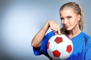Europe football baby beauty photo image