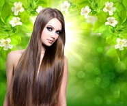 Europe teen long hair beauty picture download