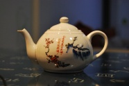 HD ceramic teapot picture download