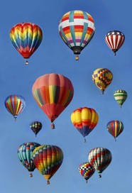 HD hot air ballooning pictures download
