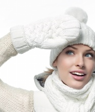 HD winter girls pictures download