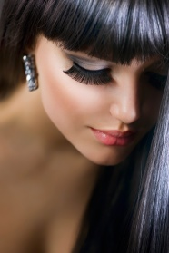 Long eyelashes girls pictures download
