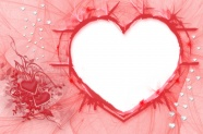 Love photo frame background picture download