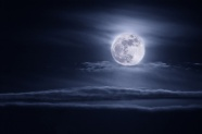 Moon night picture