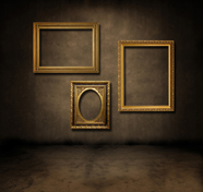 Mysterious photo frame picture HD download