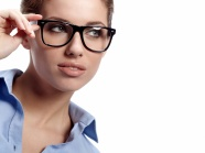 Non-mainstream girl wearing glasses pictures download