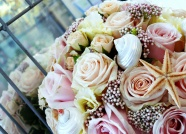 Pink rose bouquet HD pictures
