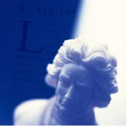Plaster statue