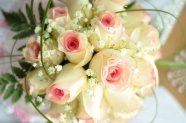 Rose flower bouquet picture