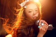 Singer Pei Zi Yee photo picture