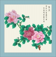 Traditional Chinese realistic flower HD pictures